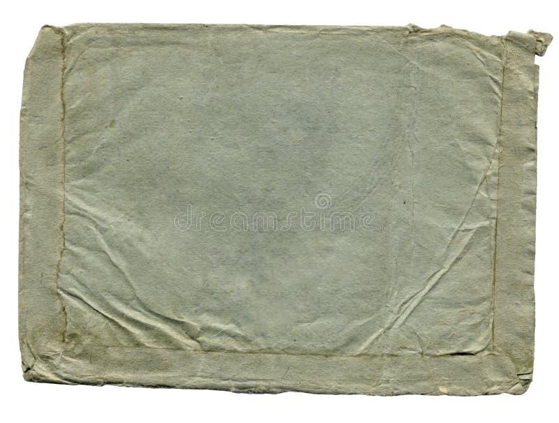 Vintage envelope for letter stock photos