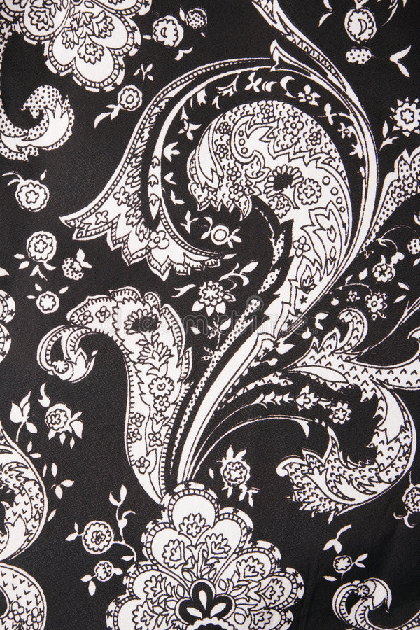Download Vintage fabric detail. stock photo. Image of close, pattern - 2431396