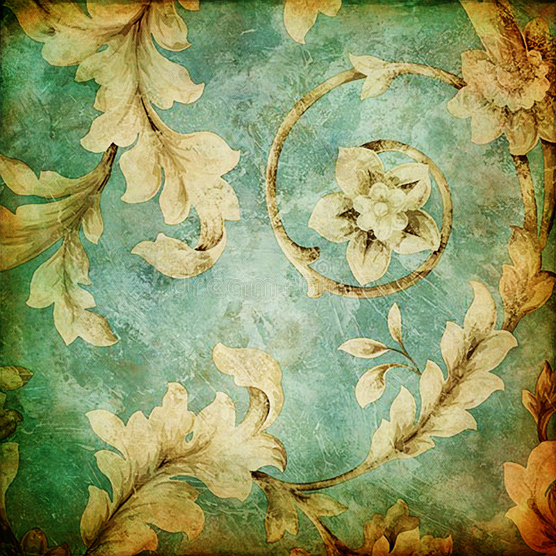 Free Vintage Fabrics Stock Photography - 9323322