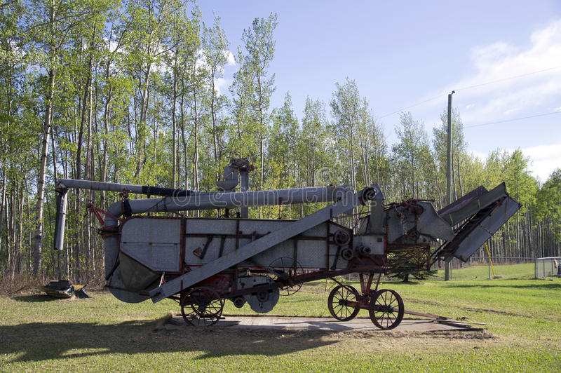 Download Vintage Farm Equipment editorial stock image. Image of vehicle - 50233459