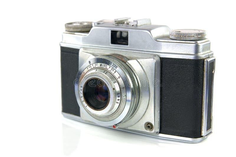 Vintage film photo camera royalty free stock image