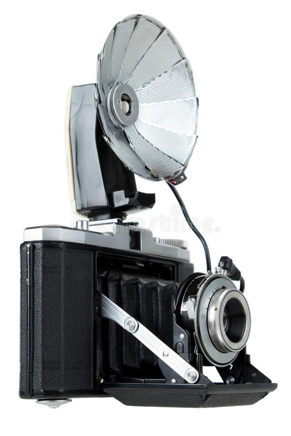 Download Vintage with flash stock image. Image of press, folding - 28847605