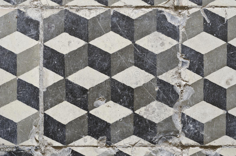 Vintage floor tiles stock photo. Image of joint, modernism - 33364612