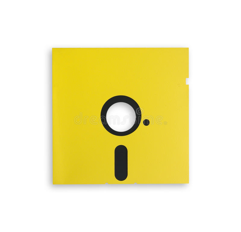 Download Vintage floppy disk. stock photo. Image of close, object - 12489158
