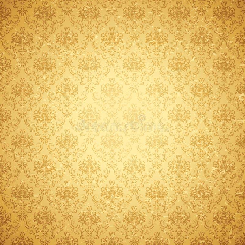 Download Vintage Floral Background stock vector. Illustration of christmas - 22334768