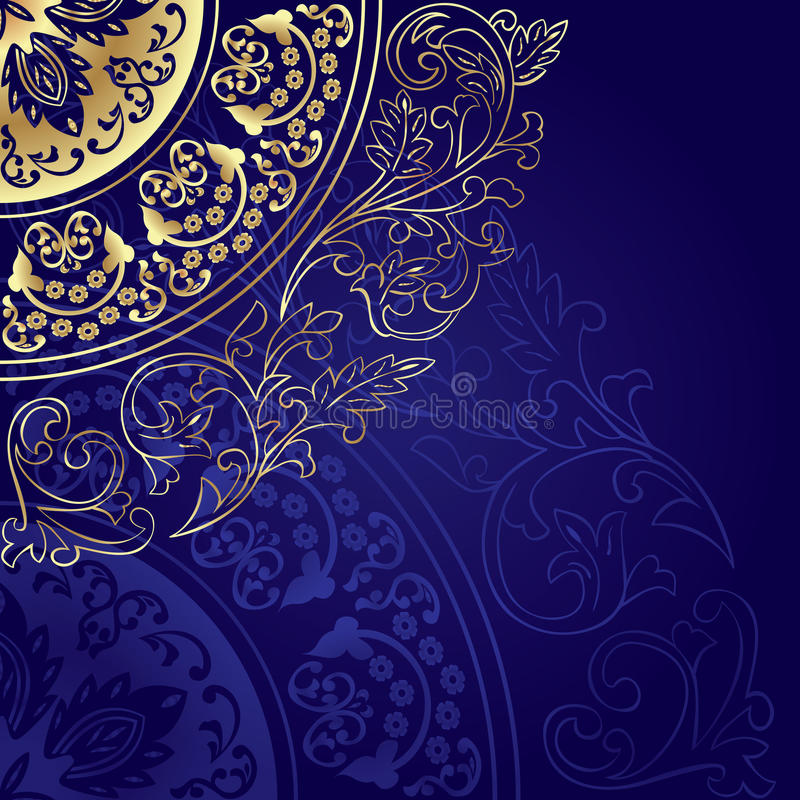 Free Vintage Floral Background Royalty Free Stock Image - 29813196