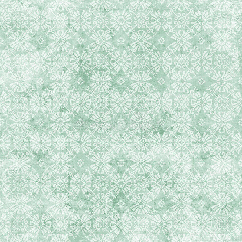 Vintage floral background christmas theme. Christmas style grunge vintage background
