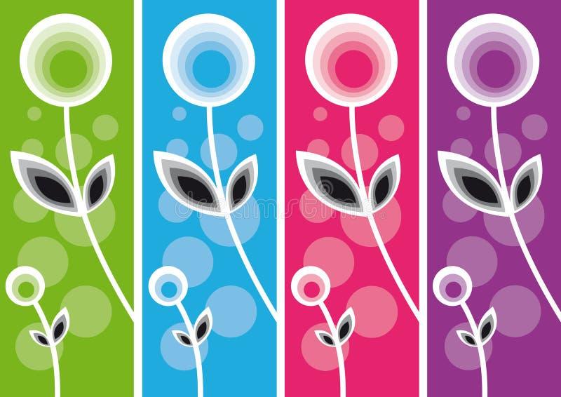 Download Vintage Flower Background stock vector. Illustration of decor - 8359379