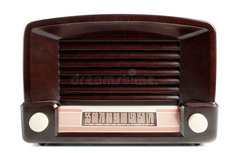 Vintage AM/FM Radio royalty free stock photo