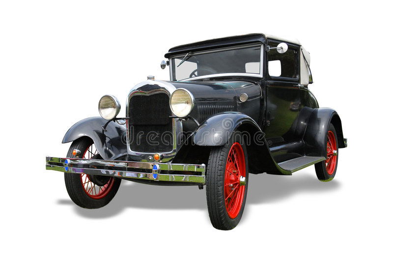 Download Vintage Ford stock image. Image of auto, classic, ford - 995721