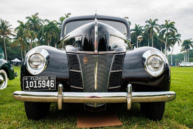 Vintage Ford Automobile fotografía de archivo libre de regalías