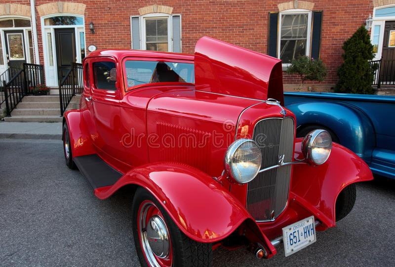 Download Vintage Ford Hot Rod Editorial Photography - Image: 28628697