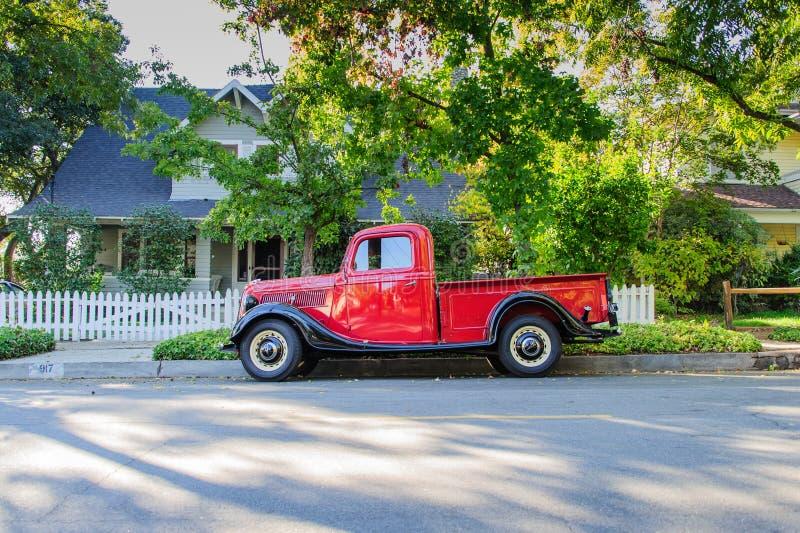 Download Vintage 1937 Ford Pickup Truck