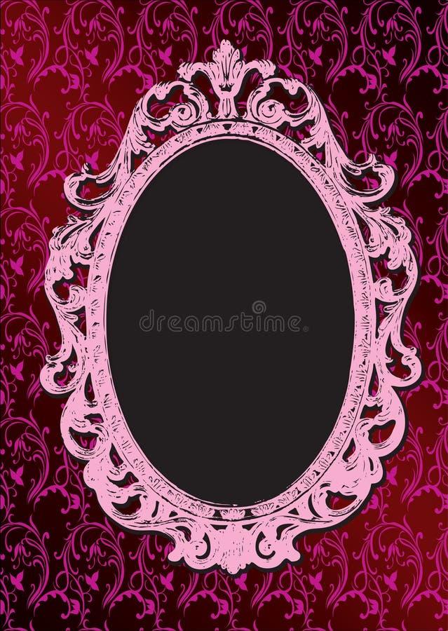 Download Vintage frame stock vector. Image of casing, antiquarian - 10558802