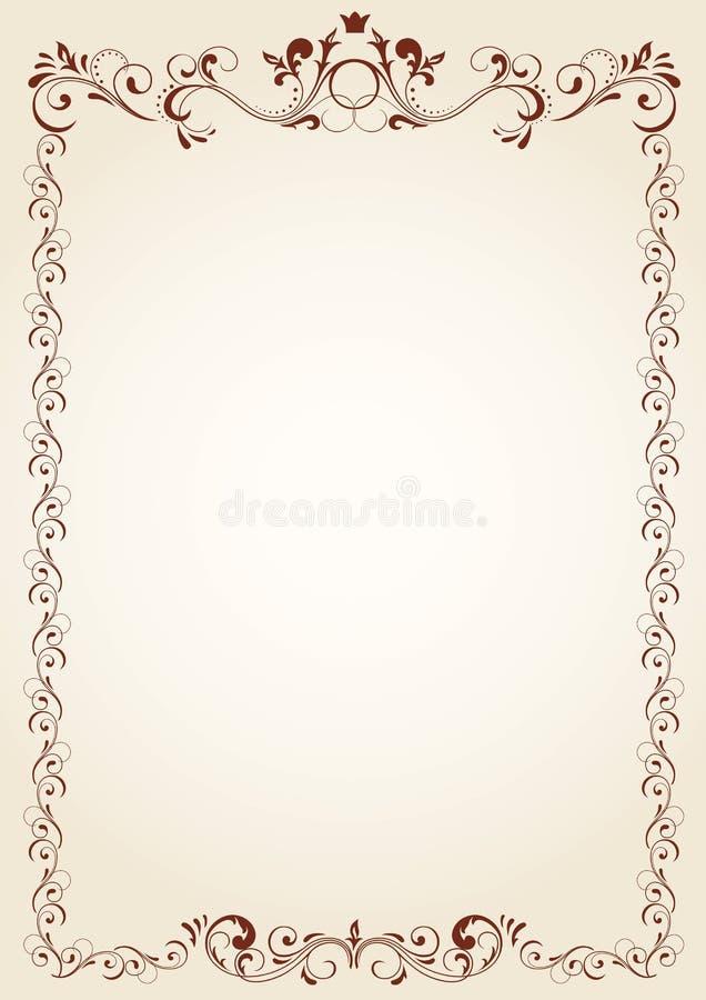 Free Vintage Frame Royalty Free Stock Images - 10809109