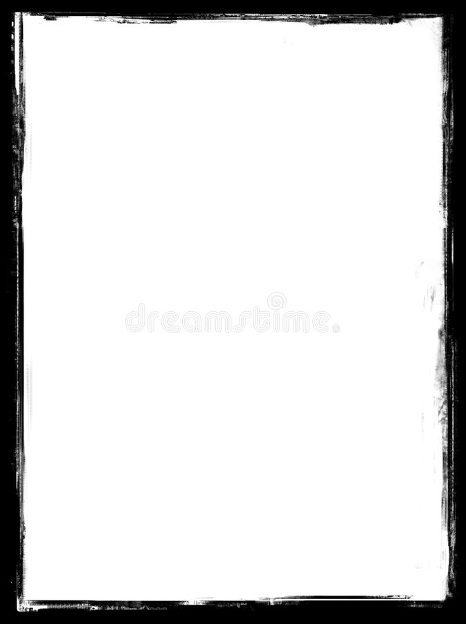Vintage frame border (1) royalty free stock photography