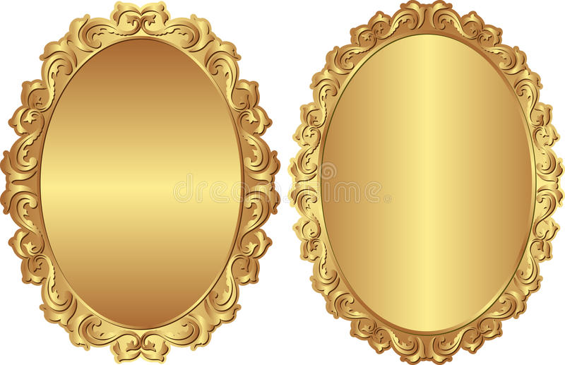 Vintage Frames Stock Vector Illustration Of Decoration