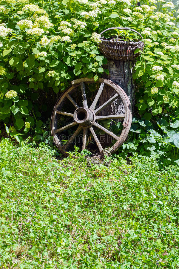 Download Vintage Garden Decoration Stock Photo. Image Of History   57761130