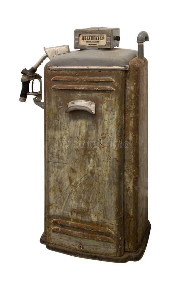 Download Vintage gas Pump stock image. Image of antique, diesel - 39511211