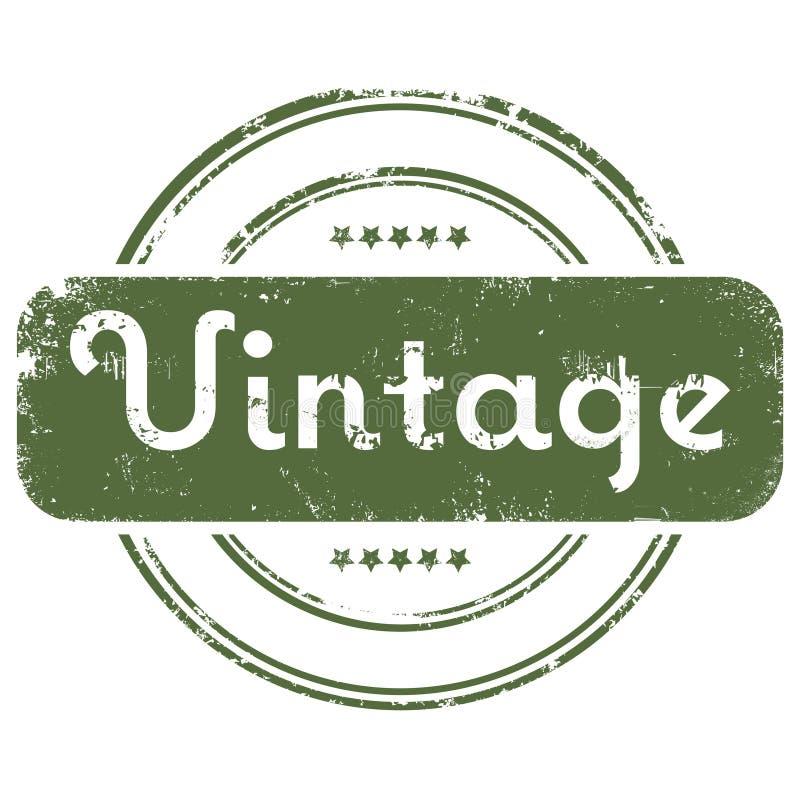 Vintage grunge royalty free illustration