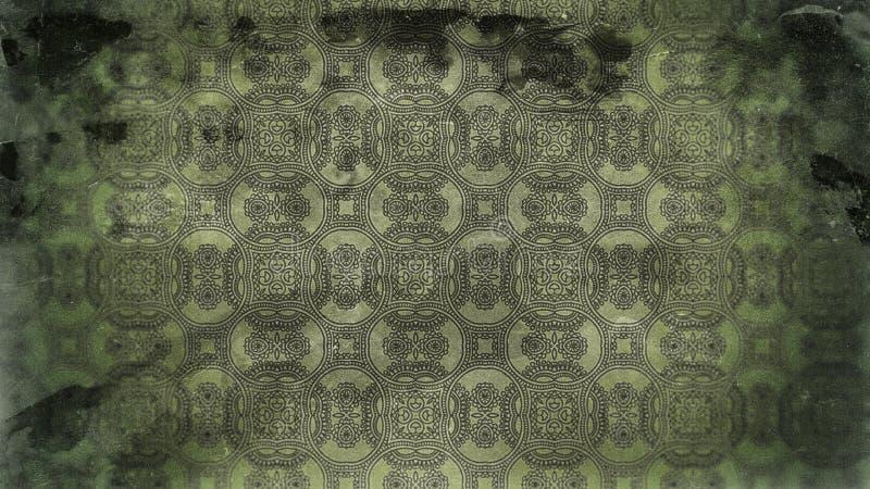 Vintage Grunge Decorative Floral Pattern Wallpaper Beautiful elegant Illustration graphic art design Background vector illustration