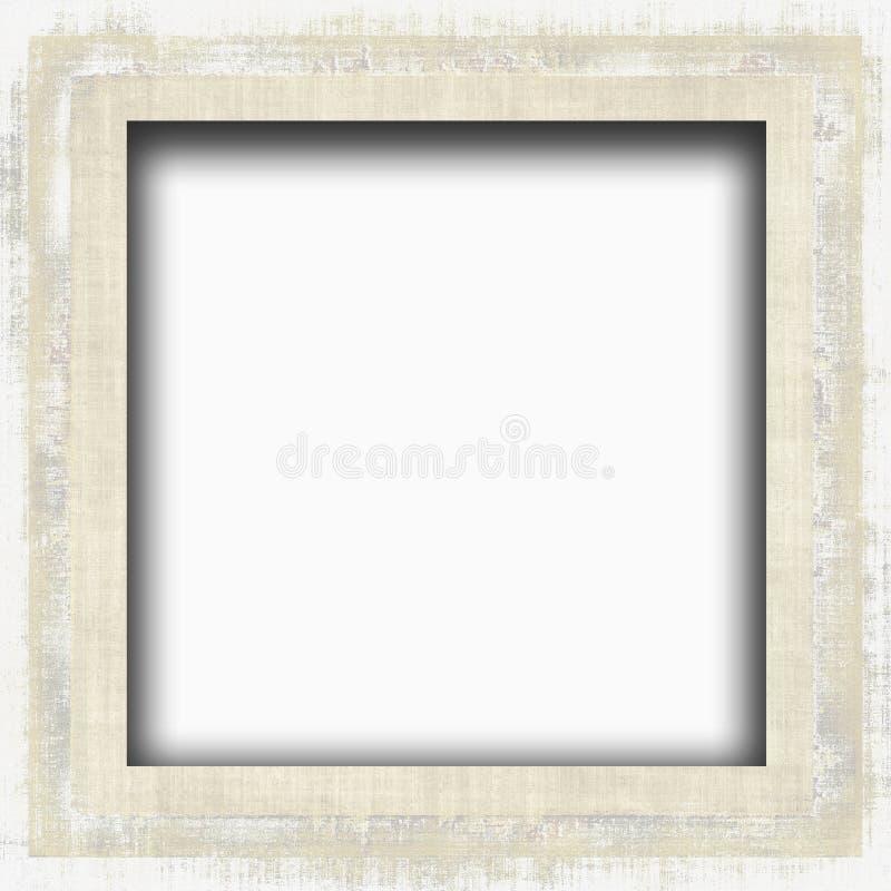 Vintage Grunge Frame vector illustration