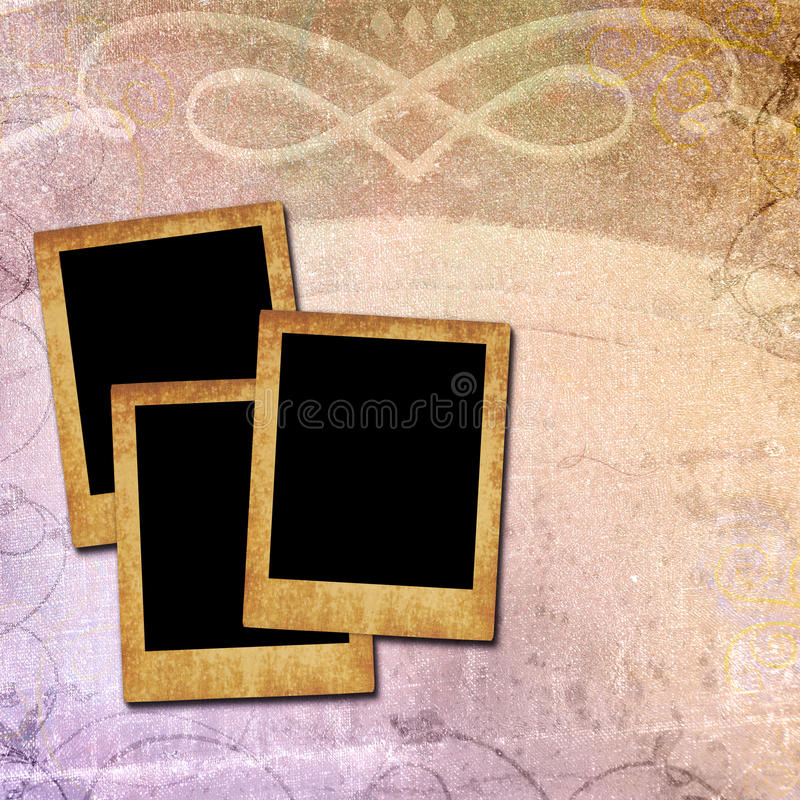Vintage grunge texture and background stock photos