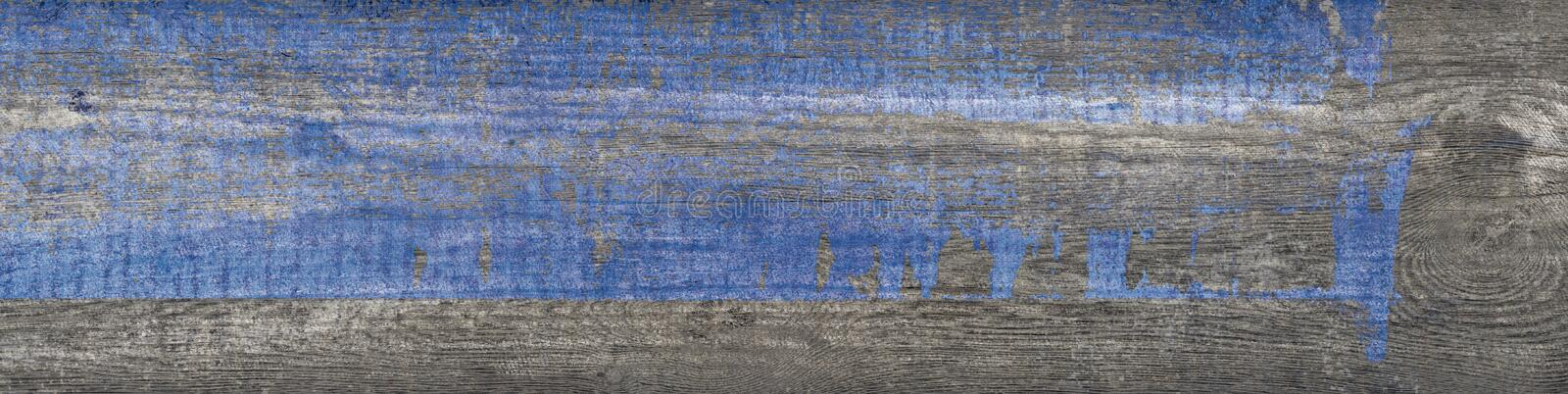 Vintage grunge wood background with peeling painted royalty free stock images