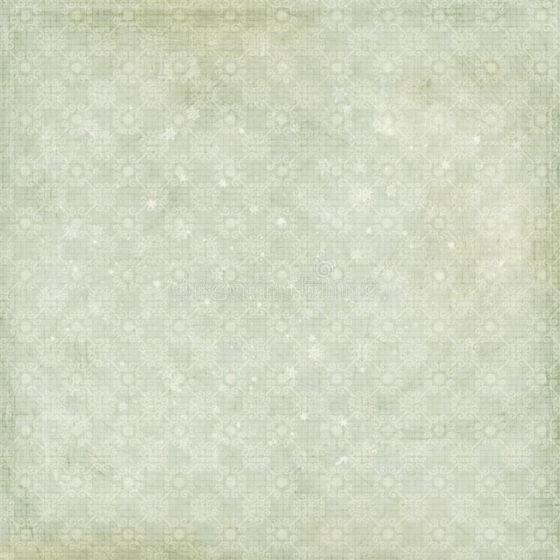 Free Vintage Grungy Blue Christmas Snowflake Background Royalty Free Stock Images - 16272489