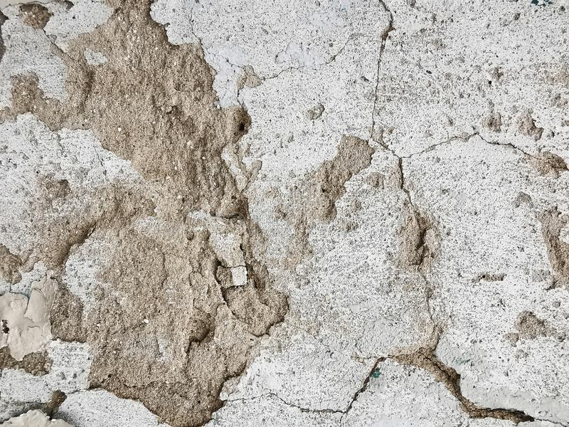 Vintage or grungy white background of natural cement or stone old texture as a retro pattern layout. It is a concept stock photography