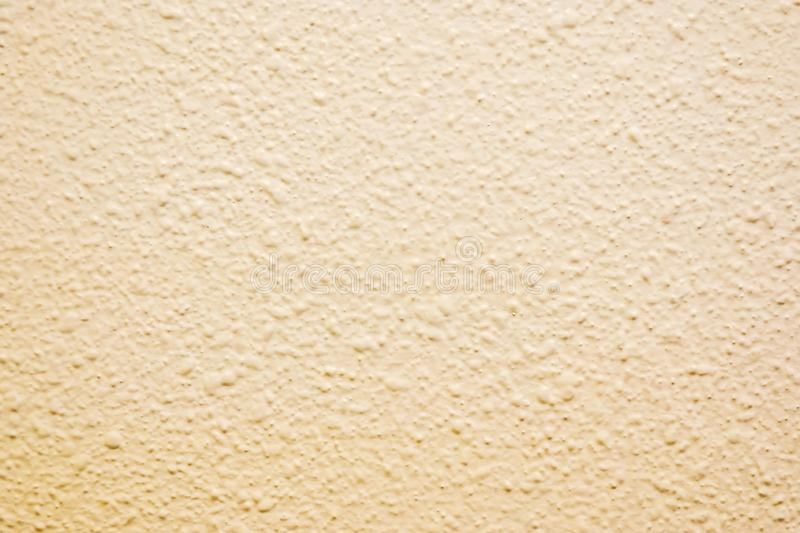 Vintage or grungy yellow background of natural cement or stone old texture as a retro pattern wall,Perfect background with space stock photo