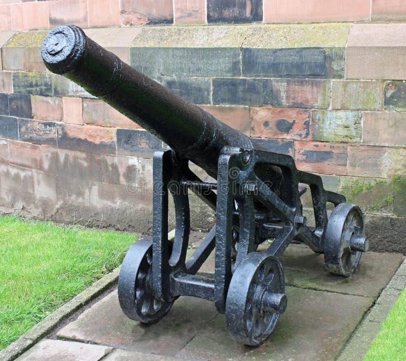 Vintage Heavy Cannon.
