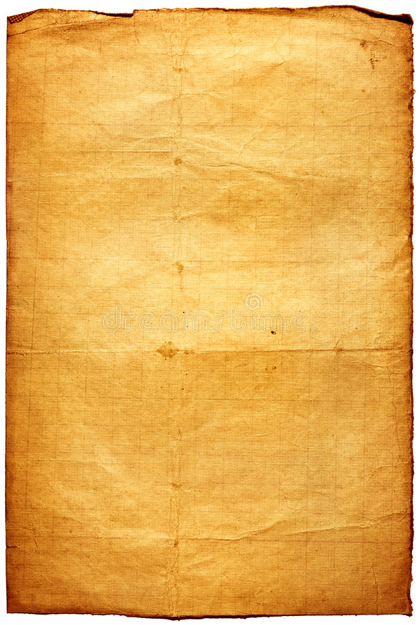 Download Vintage hot paper stock image. Image of brown, crumpled - 3644441