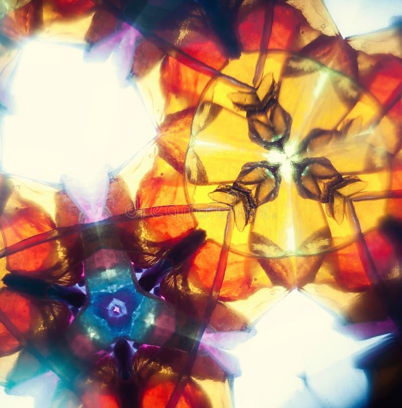Download Vintage Kaleidoscope Pattern Stock Image - Image of glass, circle: 68845501