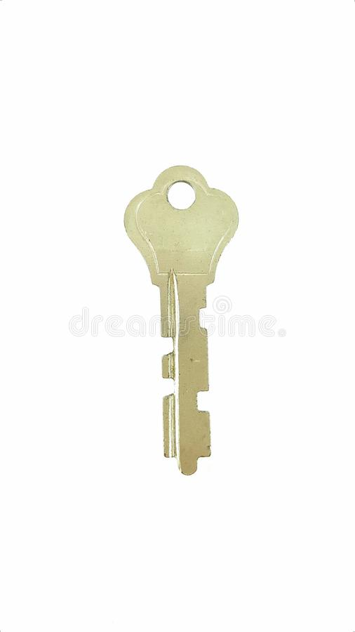 Vintage key royalty free stock photos