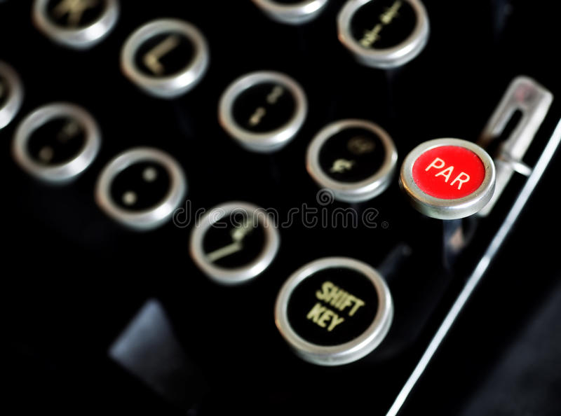 Vintage Keys stock photo