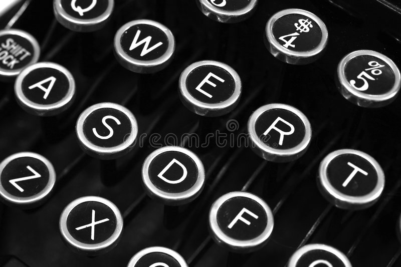 Vintage Keys stock photos