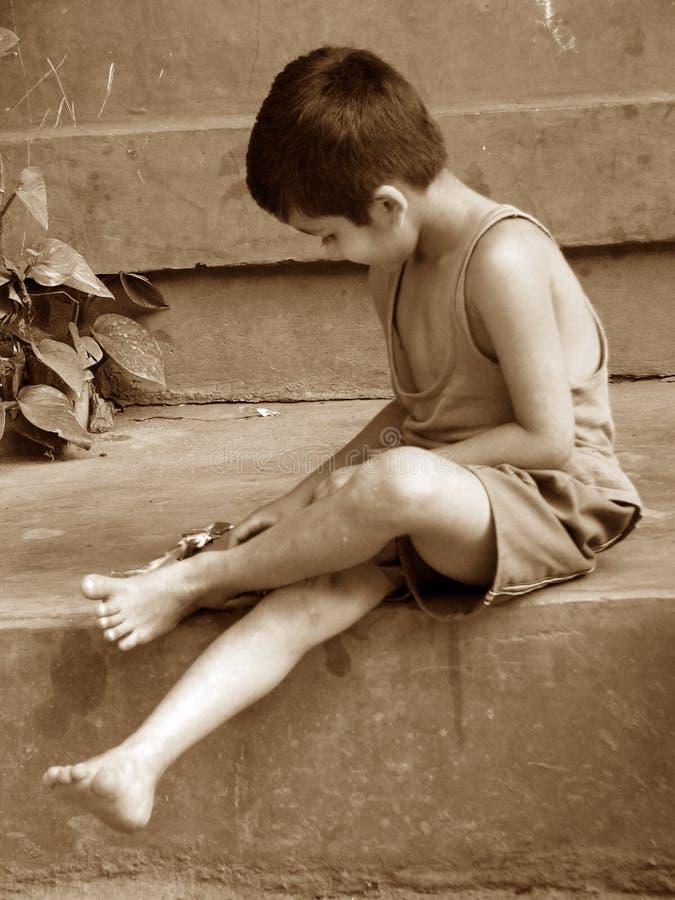 Download Vintage Kid stock image. Image of rural, indian, kids - 2242037