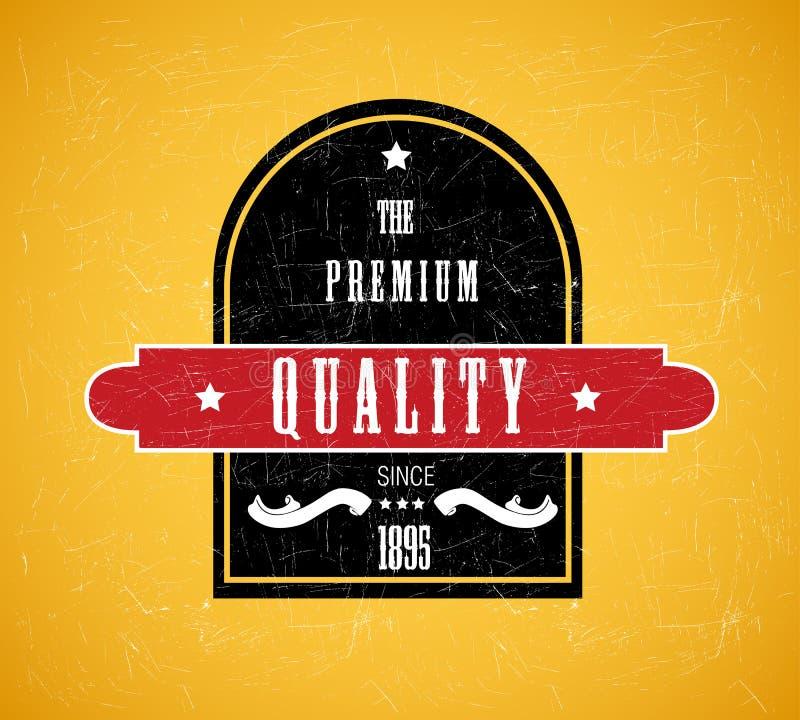 Download Vintage label stock vector. Image of paper, card, shop - 24728098
