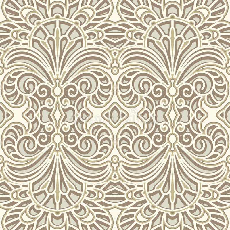 Free Vintage Lace Pattern Royalty Free Stock Photos - 75917258