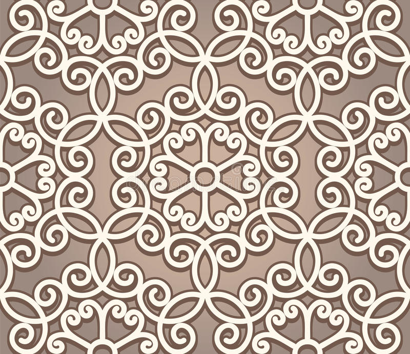 Download Vintage Lace Pattern Stock Vector Illustration Of Lacework