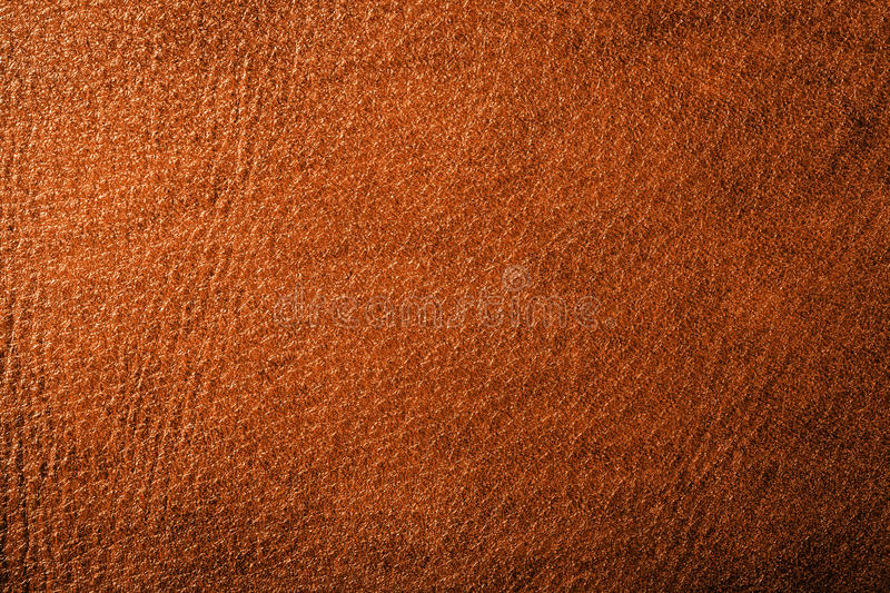 Vintage Leather. Vintage grunge leather background texture with room for text royalty free stock photography