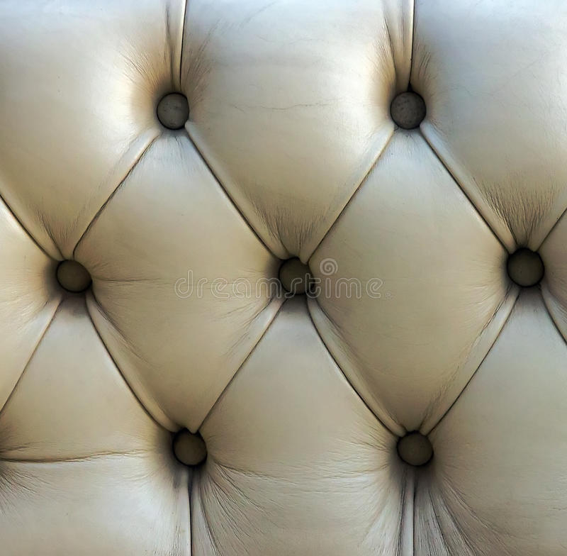 Vintage leather texture. Vintage white leather texture background royalty free stock photography