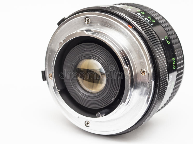 Vintage Lens stock images