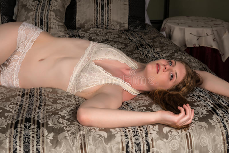 Download Vintage lingerie stock image. Image of girl, brassiere - 41127825