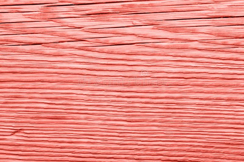 Vintage living coral wood texture. Abstract background stock photos