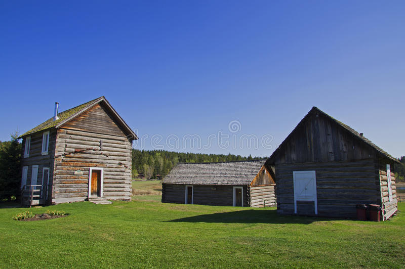 Download Vintage Log cabin house editorial photo. Image of cabins - 50431151