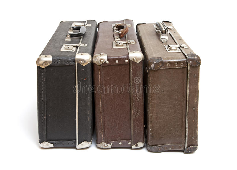 Download Vintage luggage stock photo. Image of brown, luggage - 21985180
