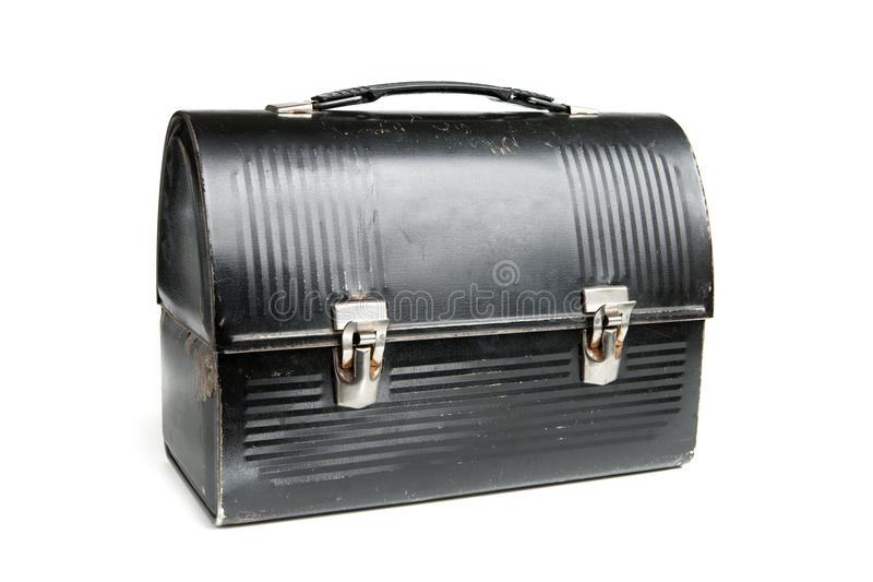 Download Vintage Lunch Box stock image. Image of lunchbox, background - 10566605