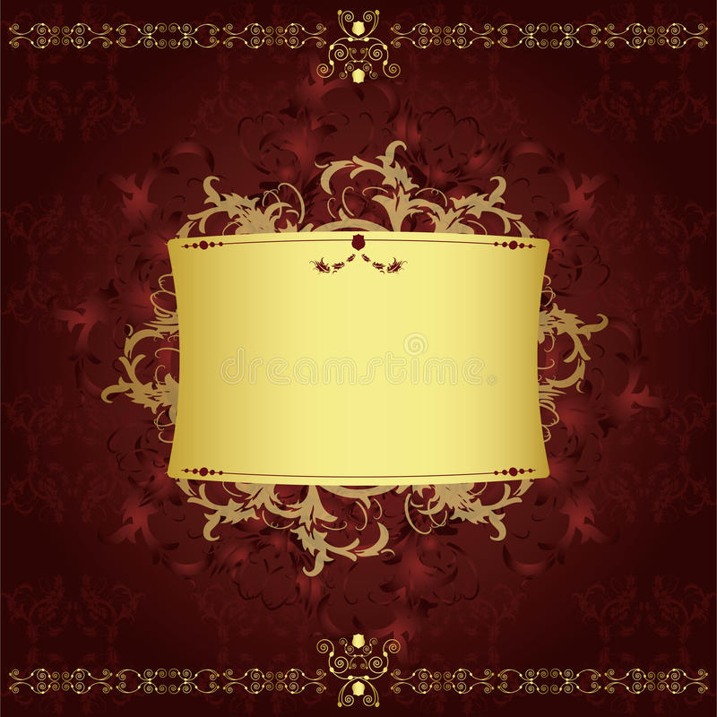 Download Vintage Luxurious Label Stock Images - Image: 18895324